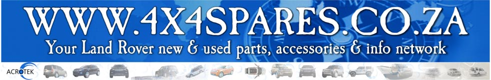 land rover spares east rand